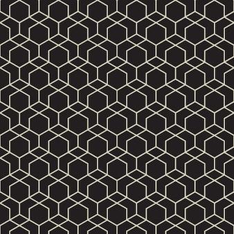 Motif géométrique. gradation géométrique abstraite.