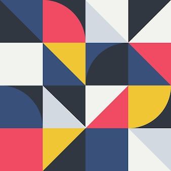 Motif géométrique minimal. fond géométrique abstrait vectoriel.