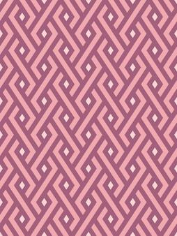 Motif géométrique sans couture pour impression sur tissu