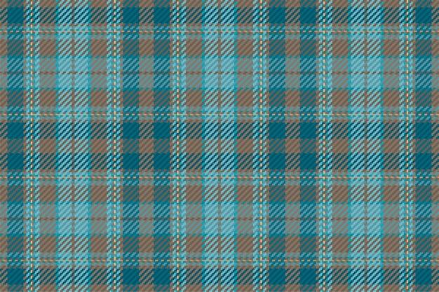 Motif géométrique sans couture de tartan à carreaux à carreaux adapté aux textiles de mode et à la conception graphique