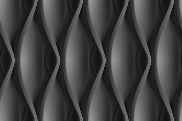Motif géométrique sans soudure 3d