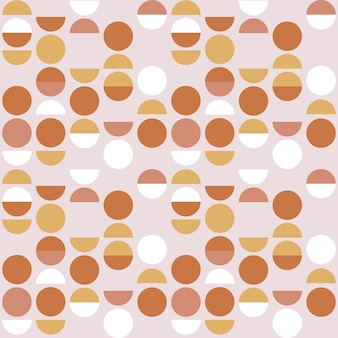 Motif géométrique sans soudure.
