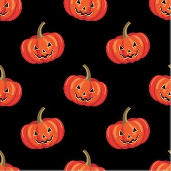 Motif d'halloween sans soudure.