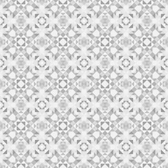 Motif kaléidoscope. impression géométrique de triangle