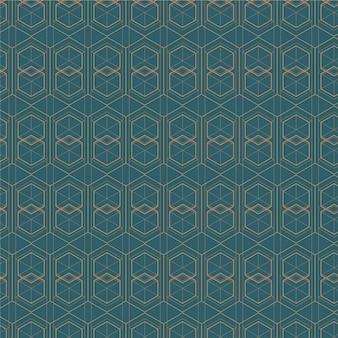 Motif de lignes abstraites design plat linéaire