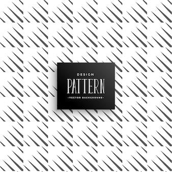 Motif de lignes diagonales abstraites