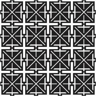 Motif de lignes géométriques élégant