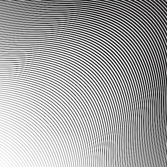 Motif de lignes lisses obliques en vecteur