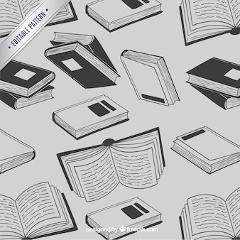 Motif livres