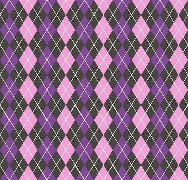 Motif à losanges, fond simple géométrique. illustration de style élégant et luxueux