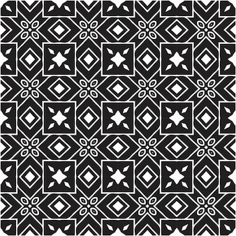 Motif de luxe géométrique