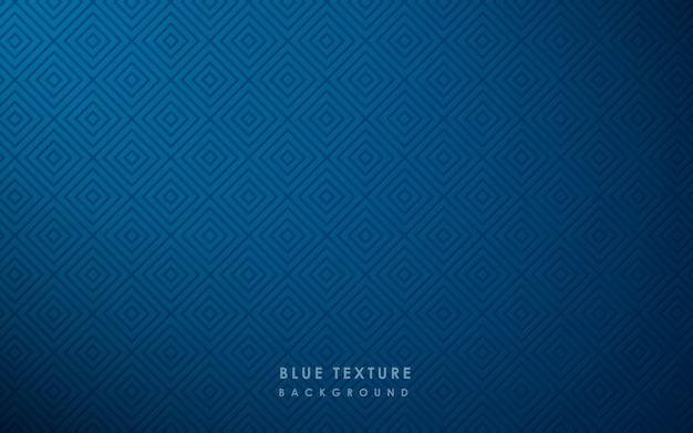 Motif moderne abstrait de fond bleu