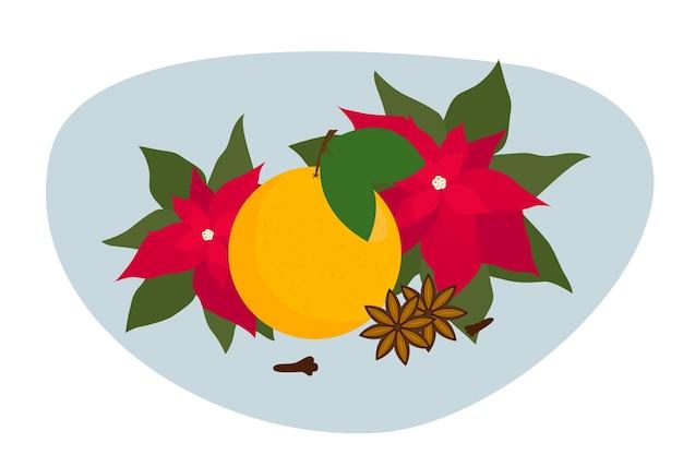 Motif de noël. modèle de carte de nouvel an. élément de carte-cadeau de noël pour la conception.