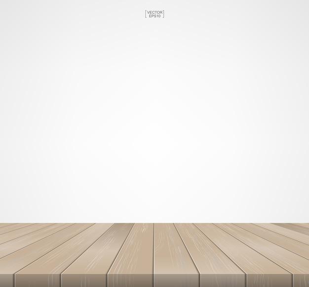 Motif de plancher en bois et texture pour le fond