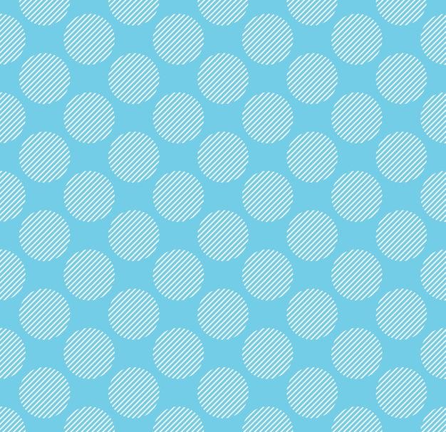 Motif de points avec rayure à l'intérieur, fond simple géométrique. illustration de style élégant et luxueux