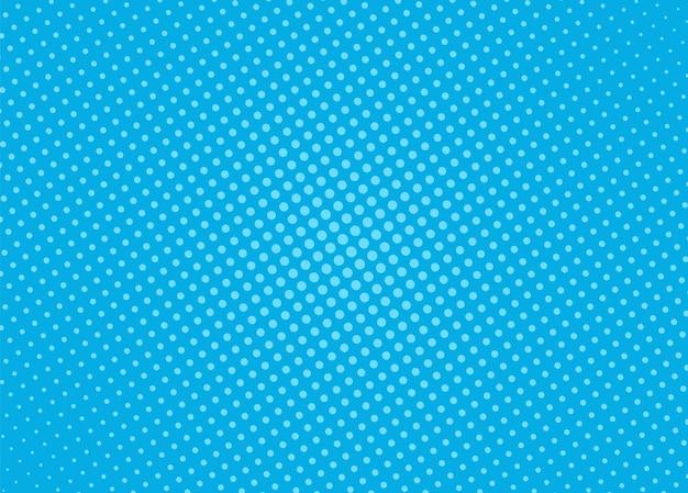 Motif pop art en demi-teinte. fond bleu comique. illustration vectorielle.