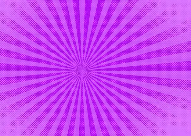 Motif pop art. fond d'étoile comique. illustration vectorielle.