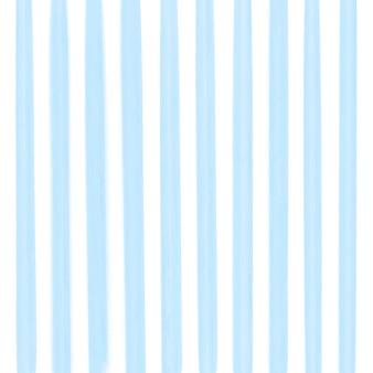 Motif à rayures bleues et blanches