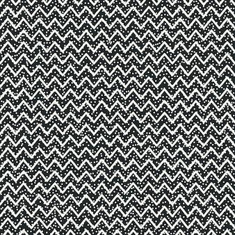 Motif de rayures en zigzag chevron
