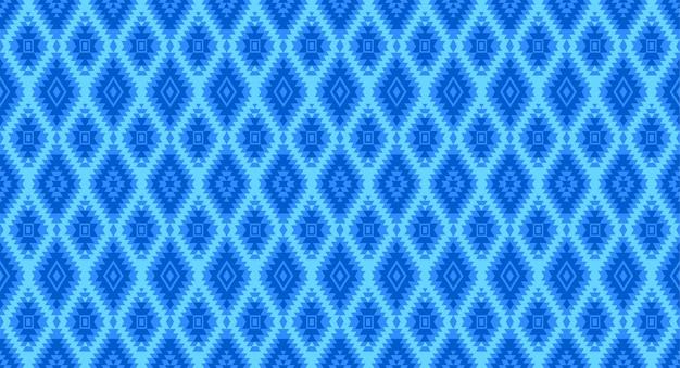 Motif répétitif sans couture avec des formes géométriques