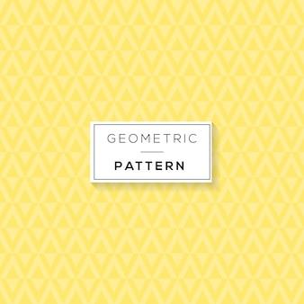 Motif sans soudure géométrique