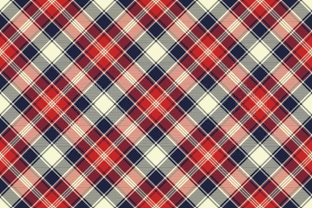 Motif sans soudure de lignes diagonales de texture tissu