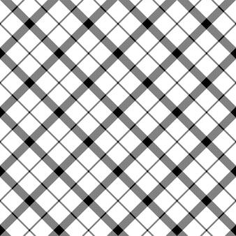 Motif sans soudure de pixels monochromes balck blanc