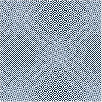 Motif de style diagonal méandre - fond d'ornement de vagues grecques