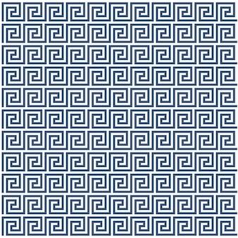 Motif de style méandre - fond d'ornement grec