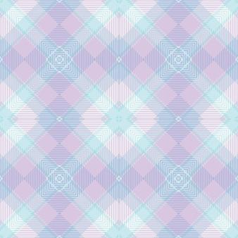 Motif de tartan sans couture. texture tissée écossaise.