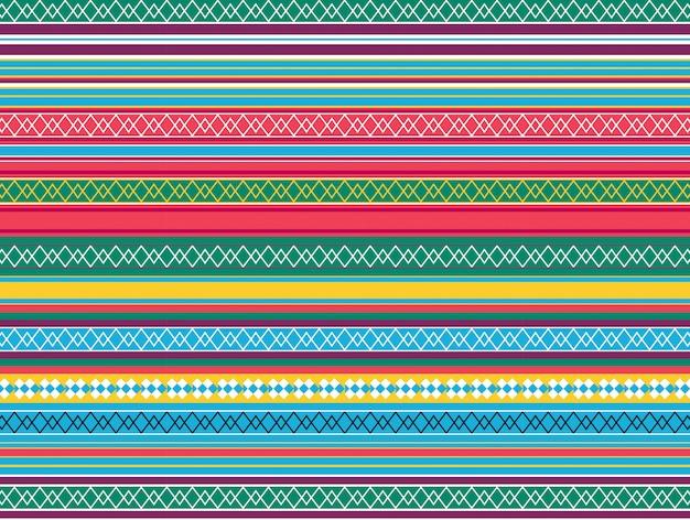 Motif textil