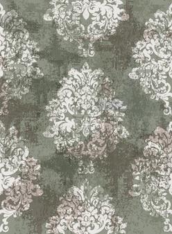 Motif de texture baroque grunge