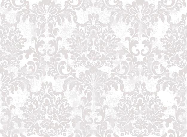 Motif de texture baroque rococo