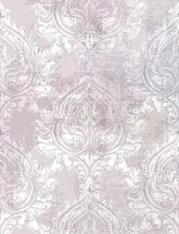 Motif de texture baroque