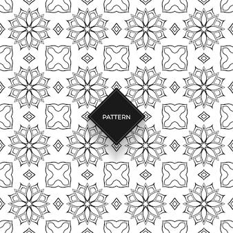 Motif texturé de carreaux