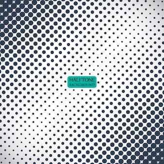 Motif de texture de points de demi-teintes gris pour la conception de bandes dessinées. illustration de stock