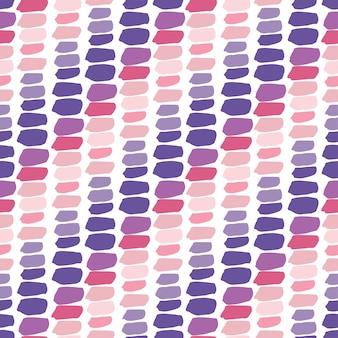 Motif transparent coloré.