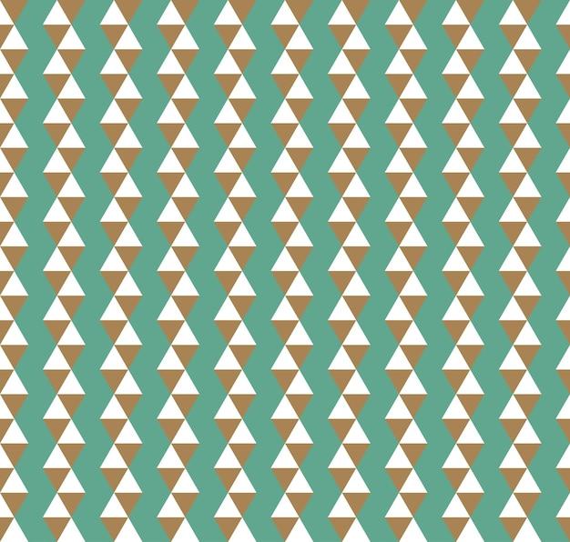 Motif triangulaire, fond simple géométrique. illustration de style élégant et luxueux