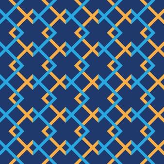 Motif tribal sans couture motif géométrique aztèque sans couture