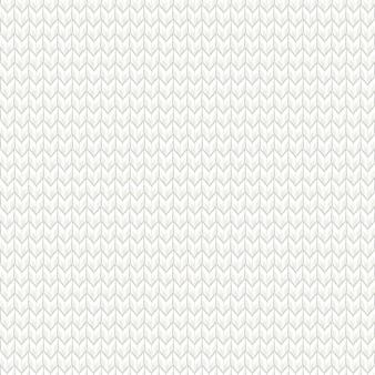 Motif tricoté sans couture réaliste beige. et comprend également
