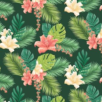 Motif tropical
