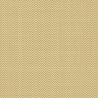 Motif de vagues sur textile, abstrait géométrique. illustration de style créatif et de luxe