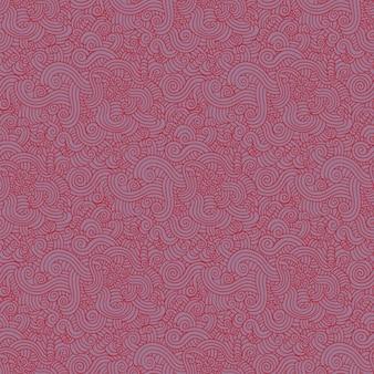 Motif violet tourbillon
