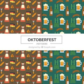 Motifs de la célébration traditionnelle allemande