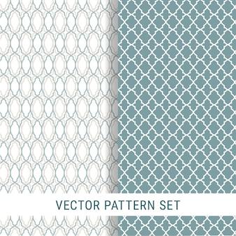 Motifs géométriques sans soudure. design élégant pour tapis. arrière-plan transparent