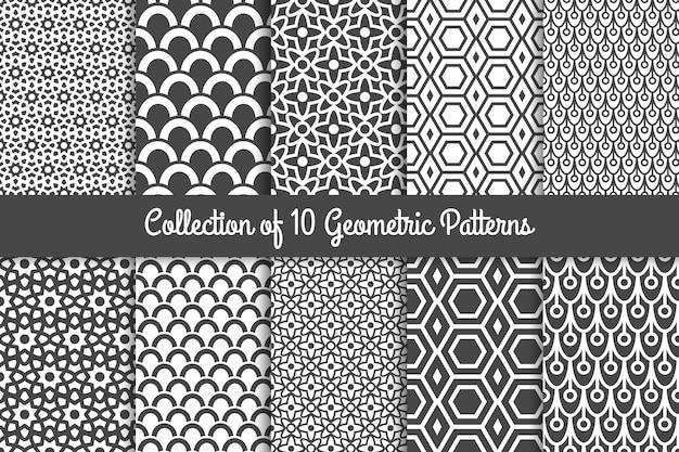 Motifs géométriques