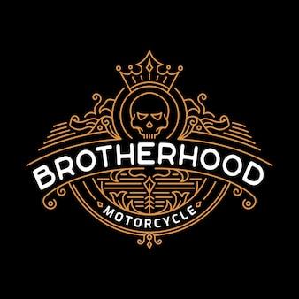 Moto de la fraternité