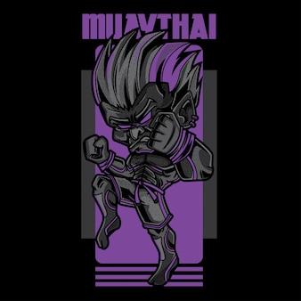 Muaythai jeu