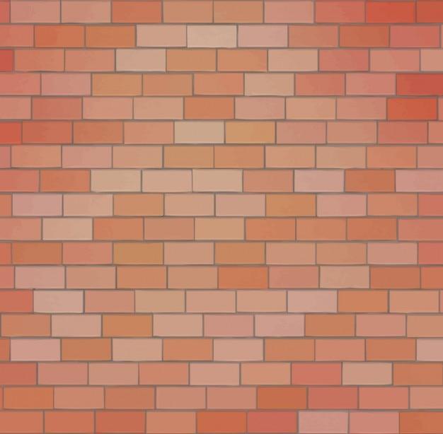Mur de briques de fond abstrait