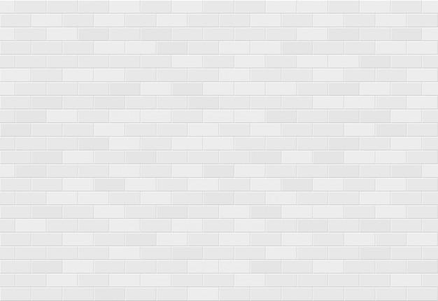 Mur de briques, motif géométrique sans soudure en pierre